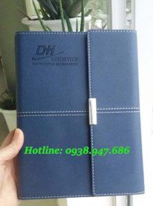 Sổ Bìa Còng A5 – DH Logistic